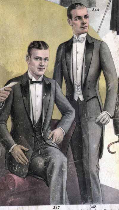 mensformal 1912