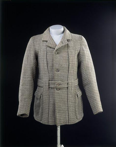 norfolk jacket 1900 v&a