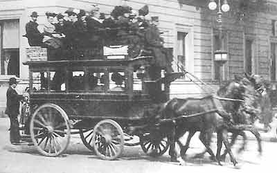 Fifth Avenue Coach 1900