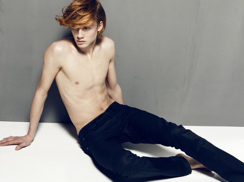 (my idea of a hot ginger is on the scrawny side)