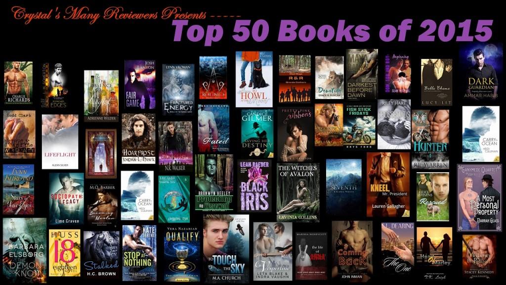 Top 50 of 2015